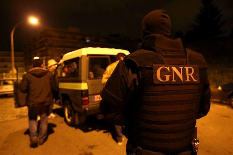 GNR de Braga apanha suspeito de tráfico de droga em Frossos