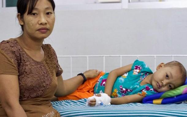 Projecto Amélia envia cerca de 50 mil euros para crianças com cancro no Myanmar, na Ásia