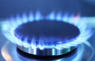 Gás natural desce 6,1% em Maio e 13,3% em Julho