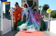 Pela Feira Social e Bem-Estar de Amares desfilaram obras das IPSS e um corso carnavalesco fora de época