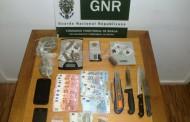 GNR apreende de mais de 150 doses de droga em Vila Verde