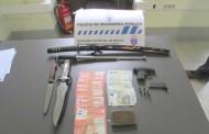 Combate ao tráfico de droga faz três detidos em Braga e Barcelos