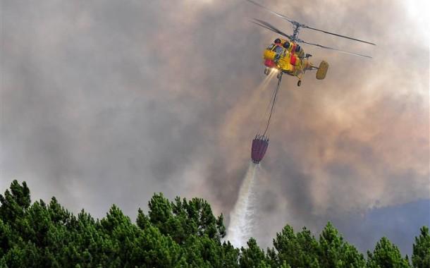 Fogos florestais: Mais de 6500 bombeiros envolvidos na fase Bravo até Julho