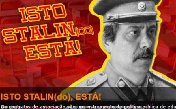 Mário Nogueira comparado a Estaline pela JSD