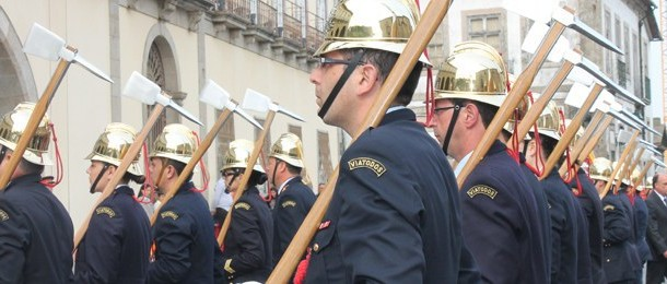 Câmara atribui 105 mil euros às corporações de bombeiros do concelho