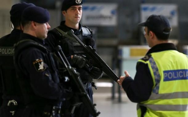 PSP forma agentes para detectar indícios de terrorismo; Corpo de Intervenção cansado