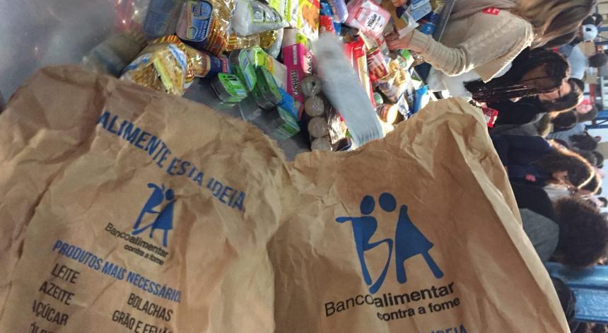 Banco Alimentar Contra a Fome de Braga recolhe mais de 131 toneladas de alimentos em todo o distrito