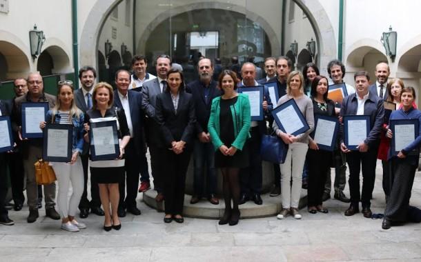 ACB entregou selos de qualidade a três dezenas de lojas de Braga