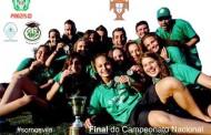 Câmara de Vila Verde presta homenagem às bicampeãs femininas sub-19 do Vilaverdense FC