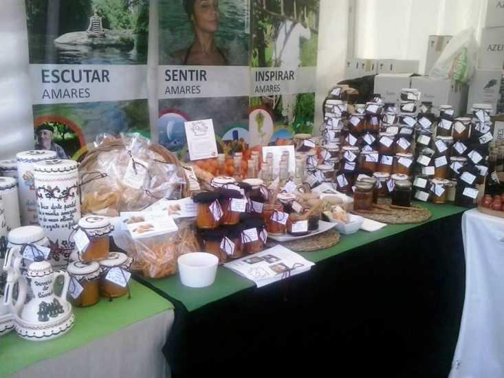 Gastronomia e artesanato de Amares em destaque em França