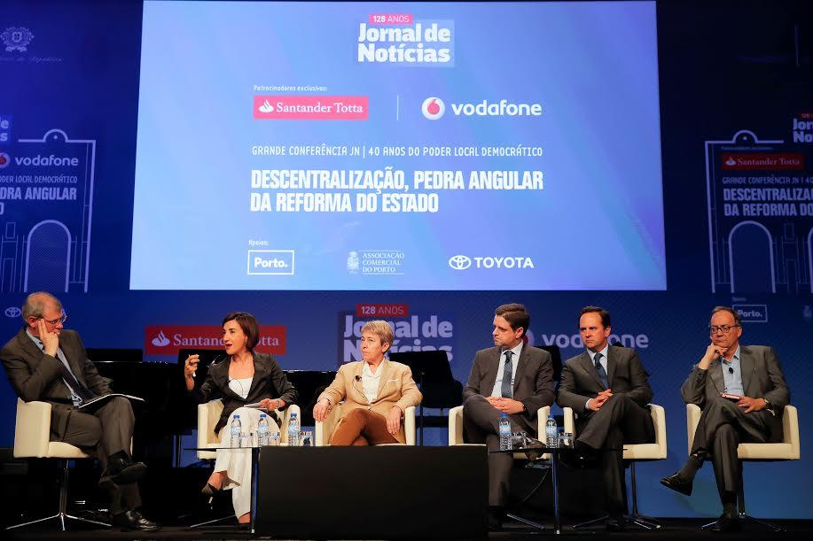 """Ricardo Rio defende mais autonomia do poder local para fazer face a um """"Estado centralista"""""""