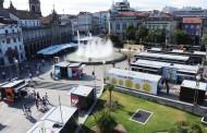Feira do Livro de Braga leva cultura a partir de sexta-feira à avenida Central