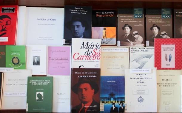Biblioteca Pública de Braga evoca Mário de Sá-Carneiro (até 8 de Julho)
