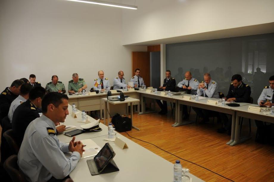 Guarda de Espanha e Portugal reuniram em Braga para aperfeiçoar e reforçar a partilha de informações