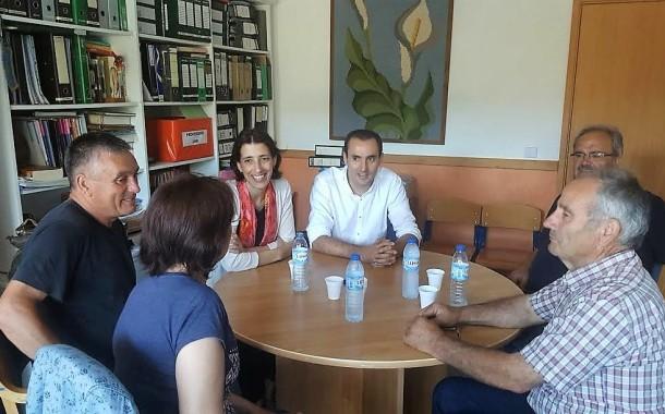 Delegação do PS visita IPSSs de Vila Verde