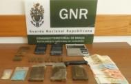 GNR de Guimarães apreende mais de 950 doses de drogas
