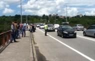 Padeira de Barcelos atira-se de ponte do Cávado com filho ao colo; Criança de 6 anos ainda desaparecida (EM ACTUALIZAÇÃO)