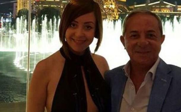 Estilista Fátima Lopes casa-se em Las Vegas
