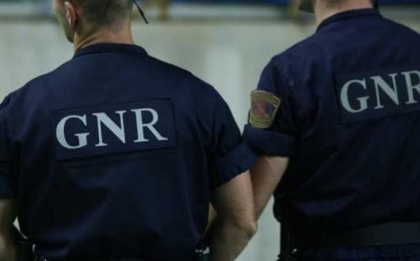 GNR: 426 detidos em flagrante delito durante a última semana