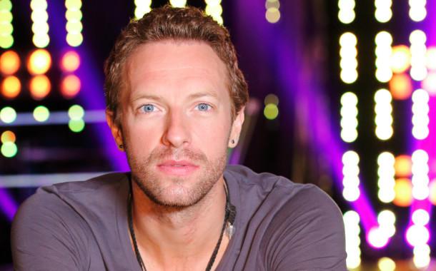 Será que Chris Martin  (Coldplay)  está noivo?