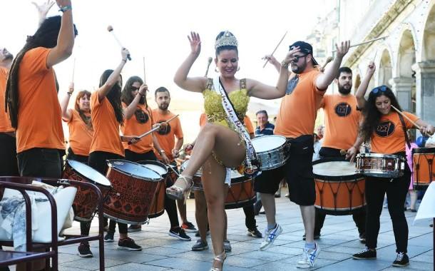 'Do Bira ao Samba' leva a Braga o melhor da cultura portuguesa e brasileira e muita animação às ruas (dias 29 e 30)