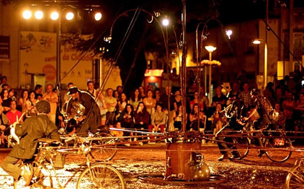 Festival Internacional Vaudeville Rendez-Vous chega às ruas de Braga este sábado