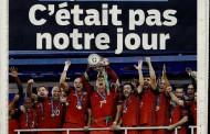 """E o"""" Stade de France pôs-se a cantar a cantar o fado"""", escreve jornal francês; imprensa estrangeira destaca vitória portuguesa no Euro 2016"""