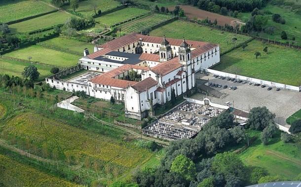 Mosteiro de Tibães assinala este sábado Dia de S. Bento com apresentação das actas do congresso de S. Bento da Porta Aberta