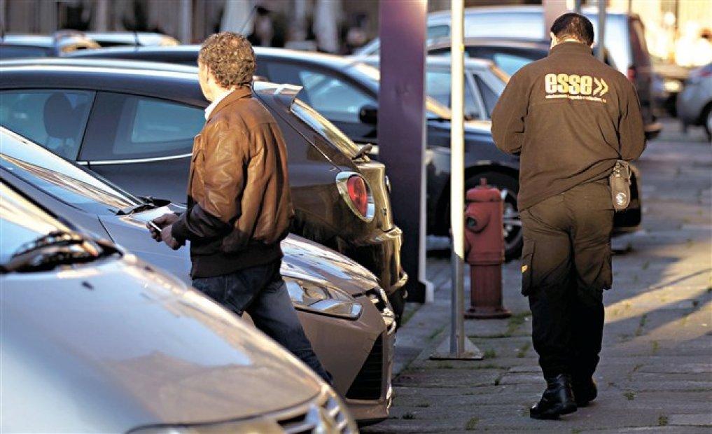 Câmara de Braga também fiscaliza estacionamento