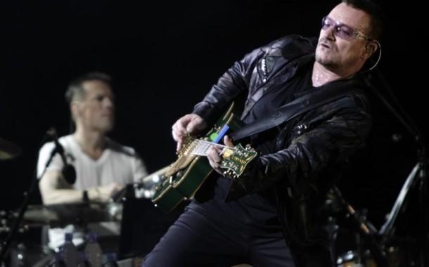 Bono estava em Nice e foi salvo por polícias na noite do ataque