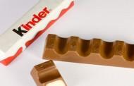 Chocolates Kinder contém substâncias cancerígenas