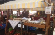 Produtos de Vila Verde no Mercado à Portuguesa do Braga Parque