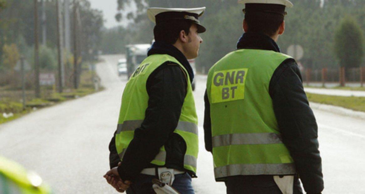 Sinistralidade: Um morto e três feridos graves nas últimas 12 horas. 34 condutores detidos por excesso de álcool
