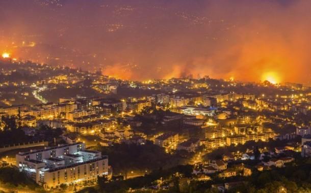 Madeira: três mortos, mil deslocados, shopping e hotel de 5 estrelas destruídos