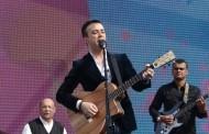 Músico Hugo Torres recolhe este domingo alimentos em Parada de Gatim para doar aos bombeiros