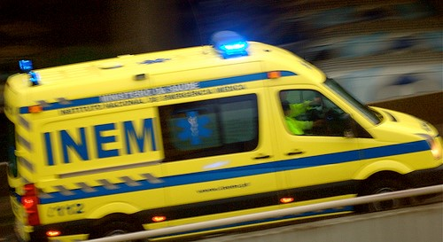 Ciclista atropelado mortalmente em Barcelinhos