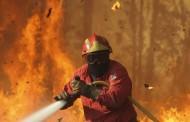 Mais de uma dezena de fogos lavram no distrito de Braga