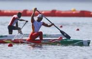 RIO 2016: Hélder Silva afastado das medalhas em C1 200 metros