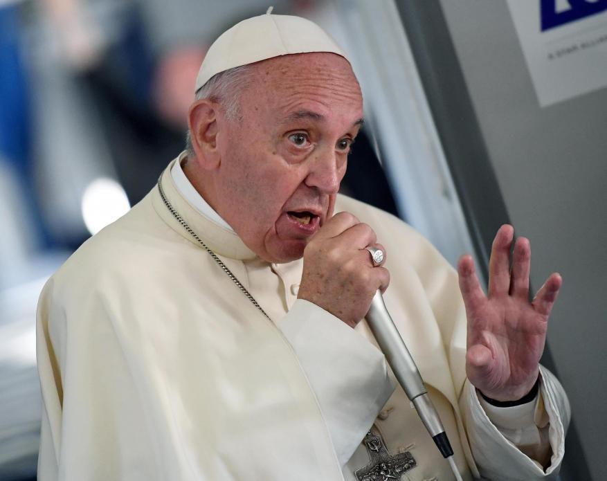 """Papa Francisco: """"Não é justo identificar Islão com a violência"""""""