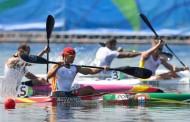 Rio 2016: Fernando Pimenta emociona-se a aponta algas como factor decisivo; Limiano ficou em 5.º em K1 1000 metros