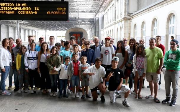 Câmara de Braga leva de férias crianças e jovens a ver 'A baía de Cascais'