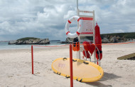 Morreram 11 pessoas nas praias entre Maio e Agosto, 8 delas em praias não vigiadas