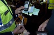 GNR 'apanha' mais de 300 condutores com álcool a mais no fim-de semana; 122 foram detidos