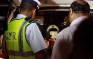 GNR deteve 403 pessoas na última semana