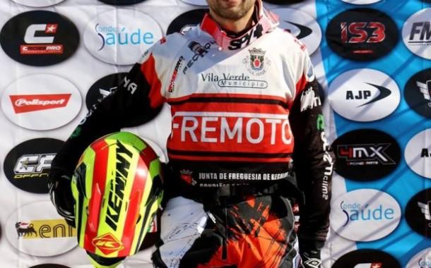 Vilaverdense Nuno Freitas é vice-campeão Nacional de Enduro
