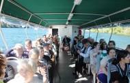 Projecto 'Envelhecer a Sorrir' de Terras de Bouro promove passeio na embarcação turística 'Rio Caldo'
