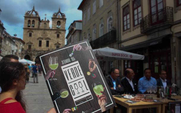 Verde Cool já está as mesas de Braga, Vila Verde e Amares para os apreciadores de petiscos e de um copo de 'verde' bem fresquinho