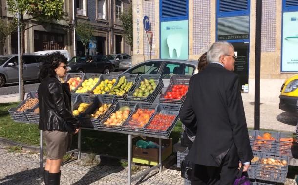 Braga: 'Senhora-a-Branca' recebe feira de produtos biológicos