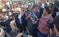 """Vila Verde: Passos Coelho visita Festa das Colheitas de deixa recado ao Governo: """"deve manter a agricultura como sector inovador"""""""