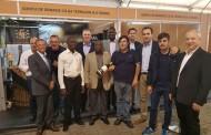 Comitiva da Associação Empresarial de Oio /Cachéu (Guiné Bissau) visitou Vila Verde em ronda de negócios